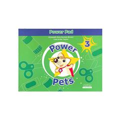 Power Pad 3. Preschool. Power Pets - Sanborns