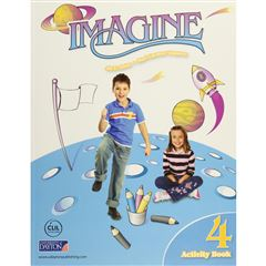 Imagine 4. Primary. Activity Book - Sanborns