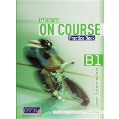American On Course B1. Secondary. Practice Book - Sanborns
