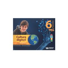 Cultura Digit@L 6. (Con Manual Para Padres De Familia Y Cd) - Sanborns