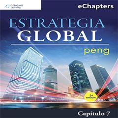 Estrategia Global. Capítulo 7 - Sanborns