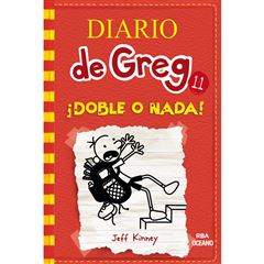 Diario de Greg 11. ¡Doble o nada! - Sanborns