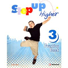 Step Up Higher 3 Practice Book - Sanborns