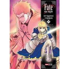 Fate stay night n.19 - Sanborns