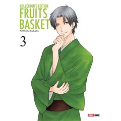 Fruits basket - Aizoban n. 3 - Sanborns