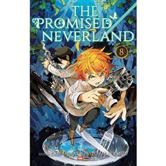 The promised neverland n.8 - Sanborns