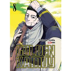 Golden Kamui n.8 - Sanborns