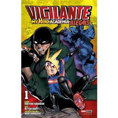 Vigilante- boku no hero n.1 - Sanborns