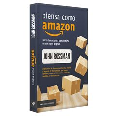 Piensa como Amazon - Sanborns