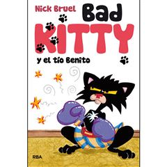 Bad Kitty y el tío Benito - Sanborns