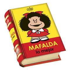 Mafalda. (Mini libro) - Sanborns