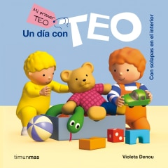 Un día con Teo (ebook interactivo) - Sanborns