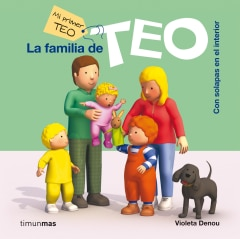 La familia de Teo (ebook interactivo) - Sanborns