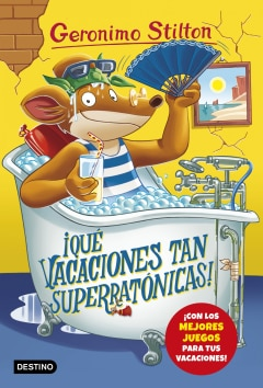 ¡Qué vacaciones tan superratónicas! - Sanborns
