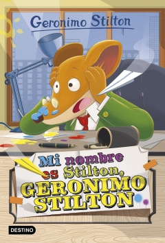 Mi nombre es Stilton, Geronimo Stilton - Sanborns