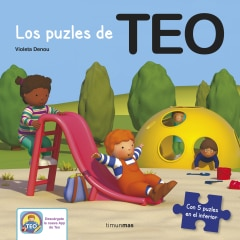 Los puzles de Teo (ebook interactivo) - Sanborns