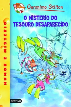 O misterio do tesouro desaparecido - Sanborns
