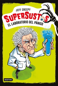 Supersustos. El laboratorio del pánico - Sanborns