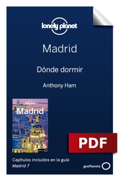 Madrid 7_11. Dónde dormir - Sanborns