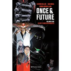 Once and future nº 01 - Sanborns