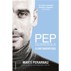 La Metamorfosis Pep Guardiola. - Sanborns