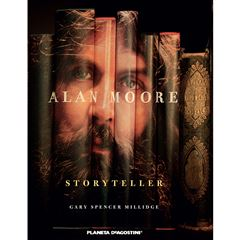 Alan Moore. Storyteller - Sanborns