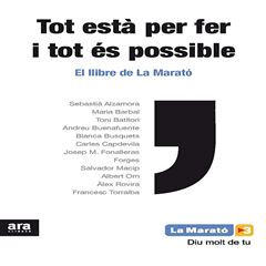 Tot està per fer i tot és possible - Sanborns