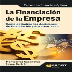 La financiación de la empresa. - Sanborns