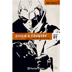 Queen and country nº 01/04 - Sanborns
