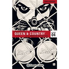 Queen and country nº 04/04 - Sanborns