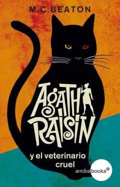 Agatha Raisin y el veterinario cruel - Sanborns