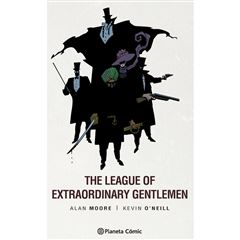 The league of extraordinary gentlemen Nº 01 (Edición Trazado) - Sanborns
