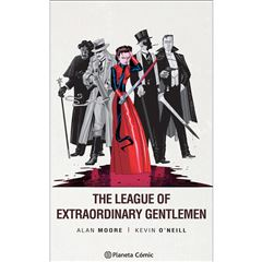 The league of extraordinary Gentlemen nº 03/03 (Edición Trazado) - Sanborns