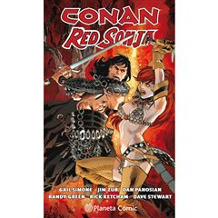 Conan Red Sonja - Sanborns
