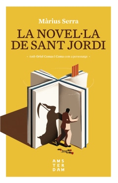 La novel·la de Sant Jordi - Sanborns
