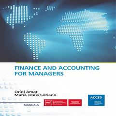 Finance and Accounting for Managers - Sanborns
