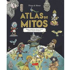 Atlas de mitos - Sanborns
