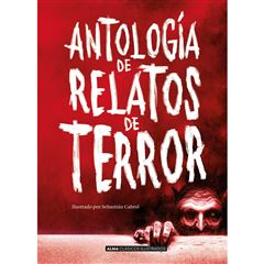 Antología relatos terror - Sanborns