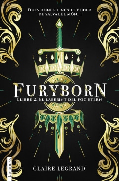 Furyborn 2. El laberint del foc etern - Sanborns