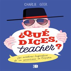 ¿Qué dices, teacher? - Sanborns