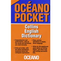 Collins English Dictionary (Pocket) - Sanborns