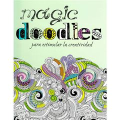 Doddle Books: Magic Doddles para Estimular La Creatividad - Sanborns