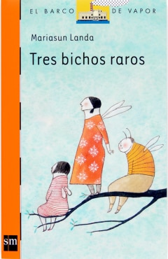 Tres bichos raros (eBook-ePub) - Sanborns