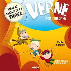 VERNE FOR CHILDREN: Viaje al centro de la Tierra - Sanborns