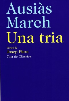 Ausiàs March. Una tria - Sanborns
