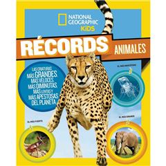 Records animales - Sanborns
