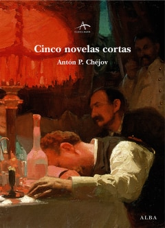 Cinco novelas cortas - Sanborns