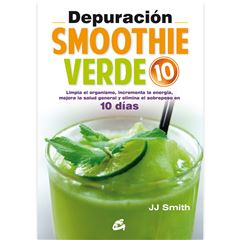 Depuración Smoothie Verde 10 - Sanborns
