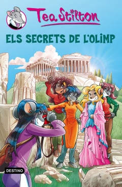 Els secrets de l'Olimp - Sanborns