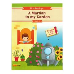 A Martian In My Garden - Level 1- - Sanborns